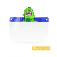 Dinosaur Face-shield for Kid Personal Protective Equipment