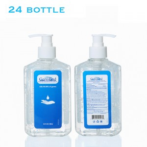 17fl oz (500 ml) Hand Sanitizer Gel 75% Alcohol w/ Aloe Vera (24 units/case) Save Up 18%