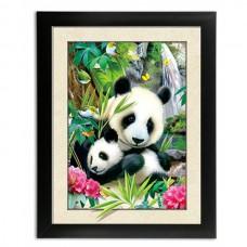 272 Panda bear 5D Picture 14x18