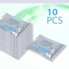 10 Sheet Disenfectant Wipes Pocket Size for Hand & Surfaces (288 units per case)