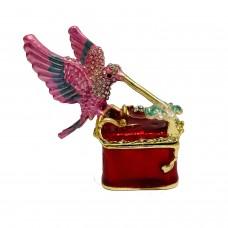 JF1101 Hummingbird Jewelry Case