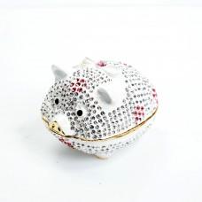 JF3347 Pig trinket box