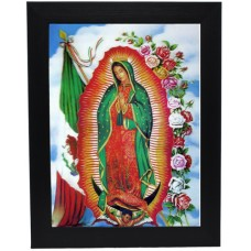 130 Religion  Guadalupe 3D Picture size 14x18