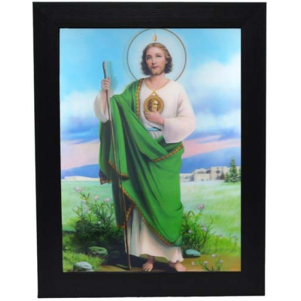195 St. Jude 3D Picture size 14x18