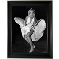 263  Marylin Monroe 3D Picture  size 15x19