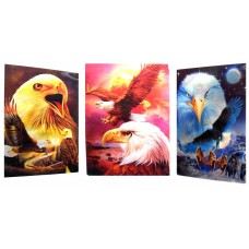 8310 3d Bald Eagle