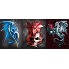 363 Dragon 3D Picture