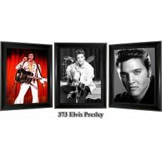 373 Elvis Presley 3D Triple Image