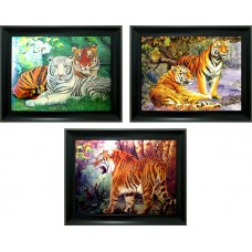 306 Tiger 3D Lencticular Picture