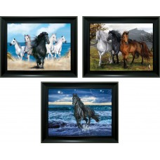 304  Horse 3D Lencticular Picture