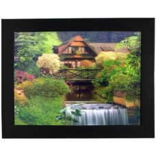 401034 Cottage water cascade size 18x24