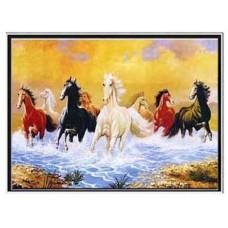 401327 Horse 3d picture size 18x24