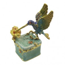 JF1101 Hummingbird Jewelry Case