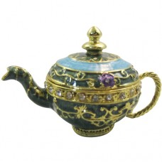 JF1141 Teapot Jewelry Case