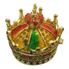 JF1175 Jewelry Crown Jewelry Case