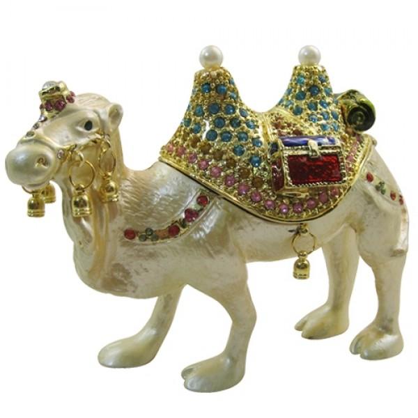 JF1373 Camel Jewelry Case