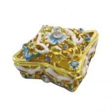 JF1497 Jewelry Trinket Box Jewelry Case