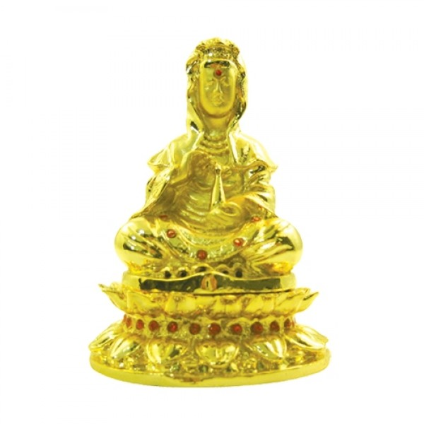 JF1535 Guan-Yin Buddha Jewelry Case