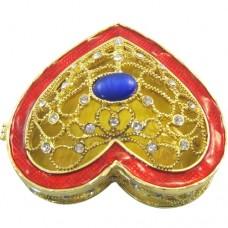 JF1857 Jewelry Core Heart jewelry Case
