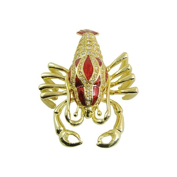 JF1891 Lobster Jewelry Case