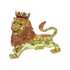 JF1899 Lion King Jewelry Case