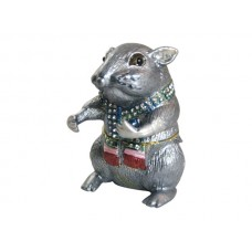 JF1947 Gray Mouse Jewelry Case 1947