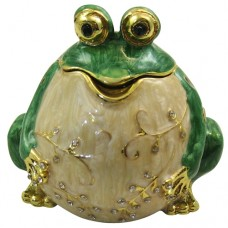 JF2036 Frog Jewelry Case