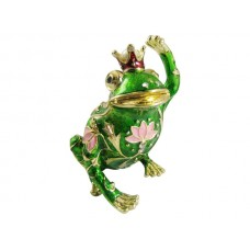 JF2441 King Frog Jewelry Case