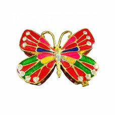 JF2241 Butterfly Jewelry Case