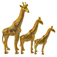 JF2427-03 Giraffe Set  Jewelry Case