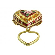 JF2568 Heart Jewelry Case