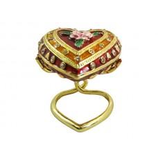 JF2568 Heart Jewelry Case