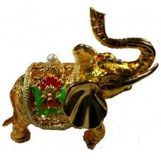 JF2693 King Elephant Jewelry Case