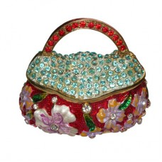 JF2698 Hand Bag Jewelry Case