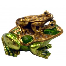 JF3257 Stacked Frogs jewelry Case