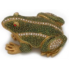 JF3463 Frog Jewelry Case