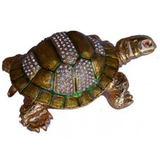 JF3567 Turtle Jewelry Case
