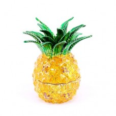 JF3710 Pineapple Jewelry Case