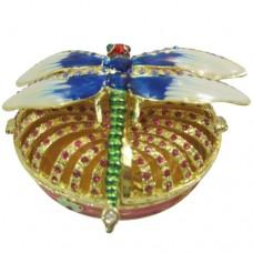 JF8061 Dragonfly Jewelry Case