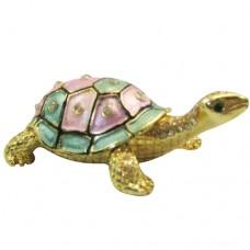 JF8599 Turtle Jewelry Case