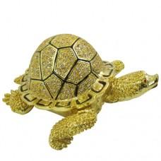JF8656 Turtle Jewelry Case