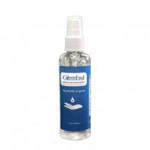 75% alcohol Hand Sanitizer Gel 100ml